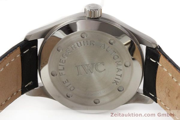 Used luxury watch IWC Mark XV steel automatic Kal. C.37524 Ref. 3253  | 141509 08