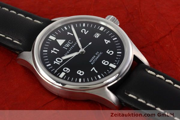 Used luxury watch IWC Mark XV steel automatic Kal. C.37524 Ref. 3253  | 141509 13