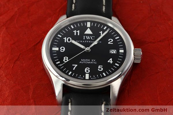 Used luxury watch IWC Mark XV steel automatic Kal. C.37524 Ref. 3253  | 141509 14