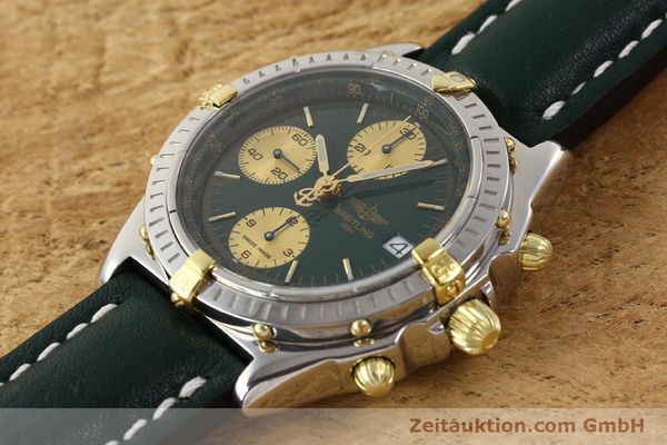 Used luxury watch Breitling Chronomat gilt steel automatic Kal. B13 ETA 7750 Ref. B13050  | 141512 01