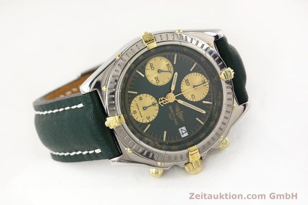 Used luxury watch Breitling Chronomat gilt steel automatic Kal. B13 ETA 7750 Ref. B13050  | 141512 03