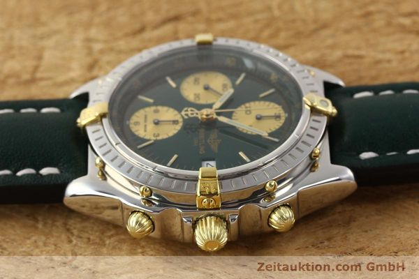 Used luxury watch Breitling Chronomat gilt steel automatic Kal. B13 ETA 7750 Ref. B13050  | 141512 05