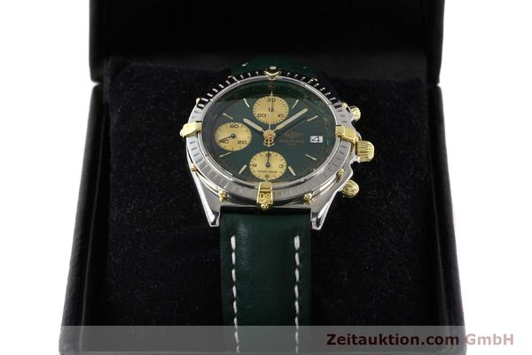Used luxury watch Breitling Chronomat gilt steel automatic Kal. B13 ETA 7750 Ref. B13050  | 141512 07