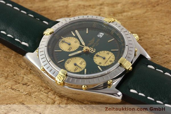 Used luxury watch Breitling Chronomat gilt steel automatic Kal. B13 ETA 7750 Ref. B13050  | 141512 13