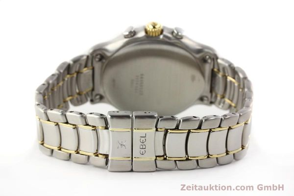 Used luxury watch Ebel 1911 chronograph steel / gold automatic Kal. 134 Ref. 1134901  | 141513 11