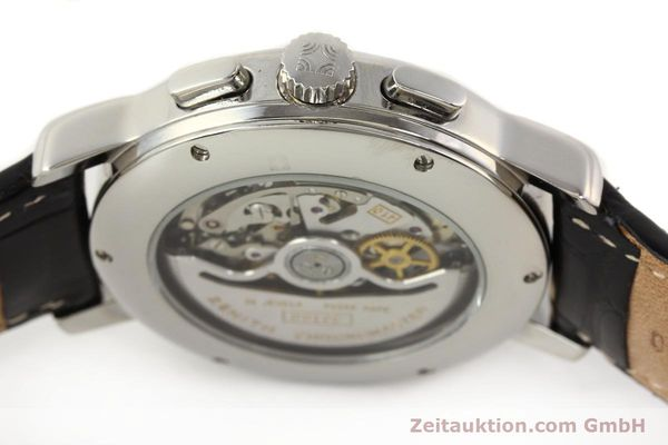 Used luxury watch Zenith Chronomaster chronograph steel automatic Kal. 410 Ref. 01.0240.410  | 141522 08