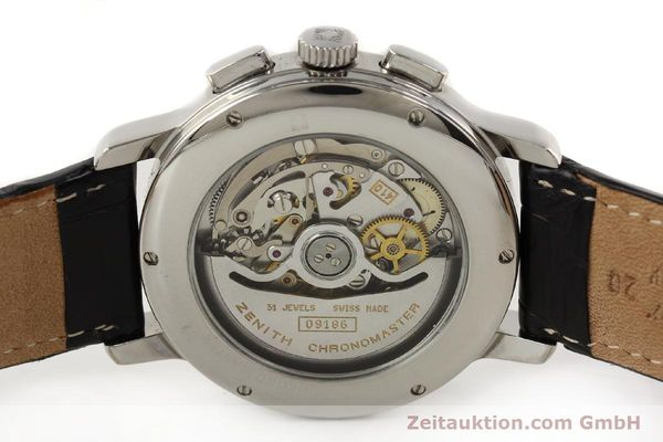 Used luxury watch Zenith Chronomaster chronograph steel automatic Kal. 410 Ref. 01.0240.410  | 141522 09