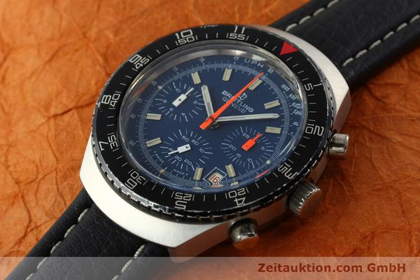 Used luxury watch Breitling * chronograph steel manual winding Kal. VAL 7740 Ref. 40  | 141525 01