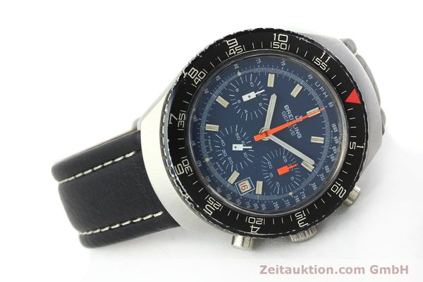 Used luxury watch Breitling * chronograph steel manual winding Kal. VAL 7740 Ref. 40  | 141525 03