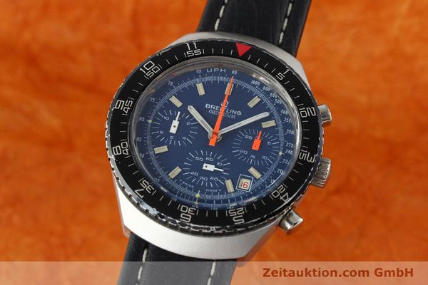 Used luxury watch Breitling * chronograph steel manual winding Kal. VAL 7740 Ref. 40  | 141525 04