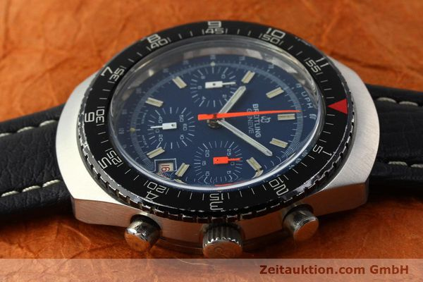 Used luxury watch Breitling * chronograph steel manual winding Kal. VAL 7740 Ref. 40  | 141525 05
