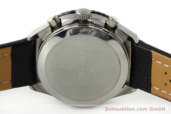 Used luxury watch Breitling * chronograph steel manual winding Kal. VAL 7740 Ref. 40  | 141525 09
