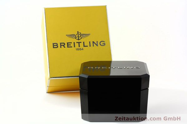Used luxury watch Breitling Colt steel quartz Kal. B74 Ref. A74350  | 141526 06