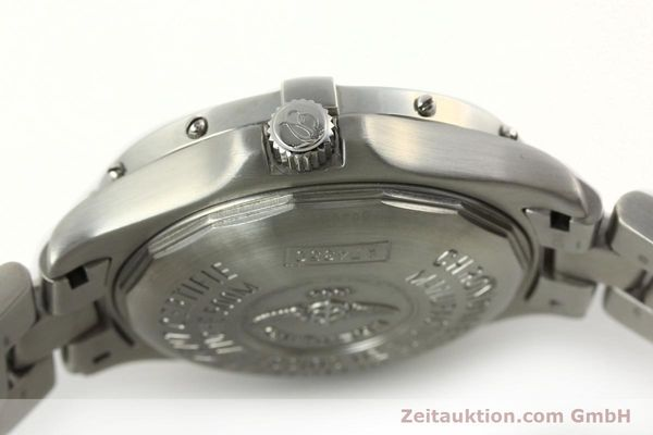 Used luxury watch Breitling Colt steel quartz Kal. B74 Ref. A74350  | 141526 10