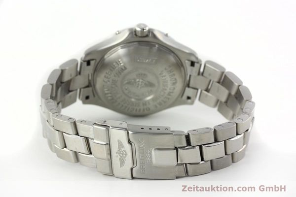 Used luxury watch Breitling Colt steel quartz Kal. B74 Ref. A74350  | 141526 11