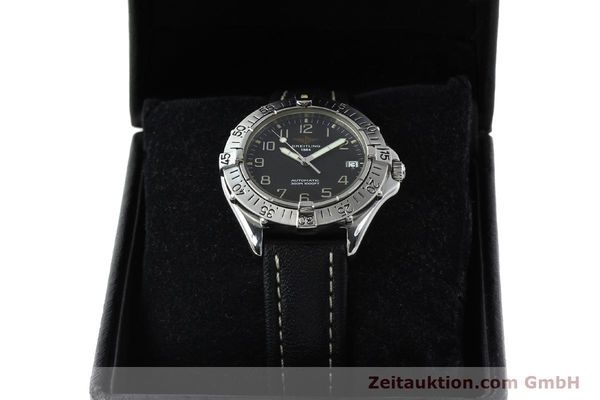 Used luxury watch Breitling Colt steel automatic Kal. B17 ETA 2824-2 Ref. A17035  | 141529 07