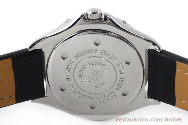 Used luxury watch Breitling Colt steel automatic Kal. B17 ETA 2824-2 Ref. A17035  | 141529 10