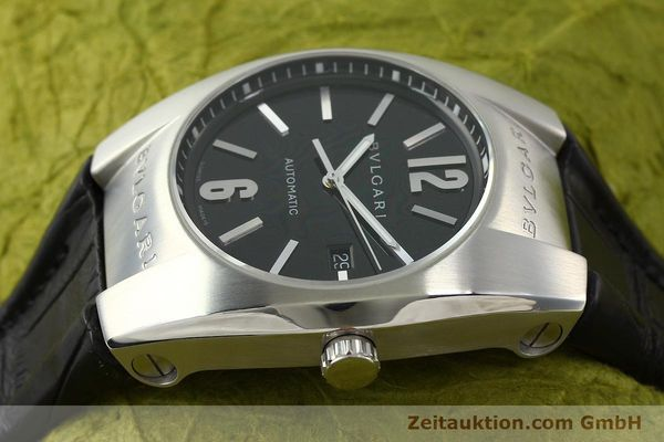 Used luxury watch Bvlgari Ergon steel automatic Kal. TEER220 Ref. EC40S  | 141539 05
