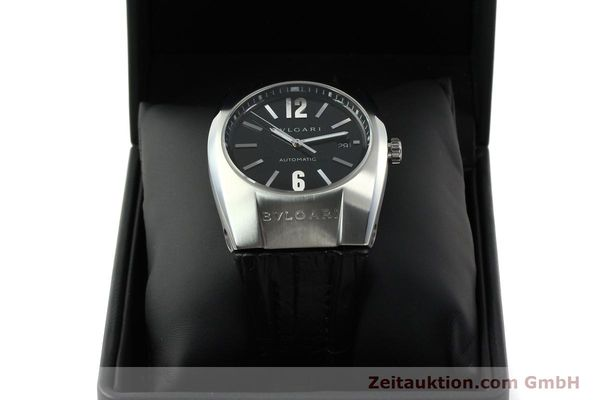 Used luxury watch Bvlgari Ergon steel automatic Kal. TEER220 Ref. EC40S  | 141539 07