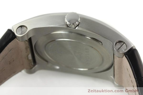 Used luxury watch Bvlgari Ergon steel automatic Kal. TEER220 Ref. EC40S  | 141539 11