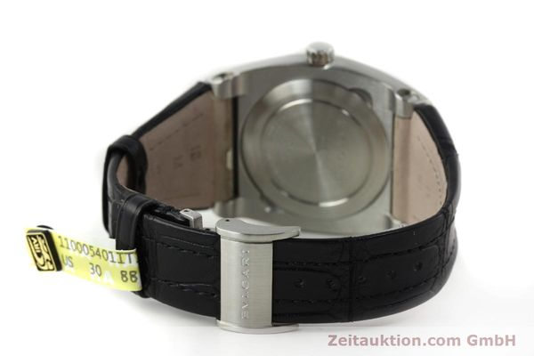 Used luxury watch Bvlgari Ergon steel automatic Kal. TEER220 Ref. EC40S  | 141539 12