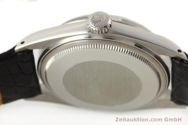 Used luxury watch Rolex Datejust steel automatic Kal. 1570 Ref. 1601  | 141541 11