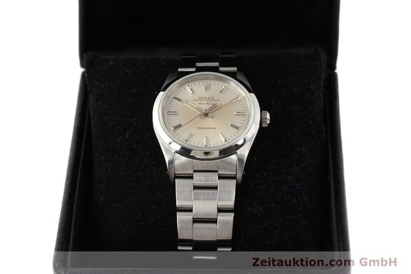 Used luxury watch Rolex Air King steel automatic Kal. 3000 Ref. 14000  | 141545 07