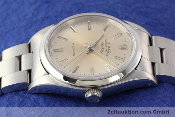 Used luxury watch Rolex Air King steel automatic Kal. 3000 Ref. 14000  | 141546 05