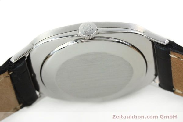 Used luxury watch Patek Philippe Ellipse 18 ct white gold manual winding Kal. 23-300 Ref. 3548  | 141549 11