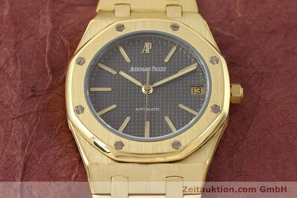 montre de luxe d occasion Audemars Piguet Royal Oak or 18 ct automatique Kal. 2123 Ref. B27623  | 141551 18