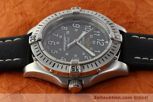 Used luxury watch Breitling Colt Oceane steel quartz Kal. B64  Ref. A64350  | 141554 05