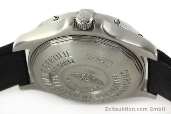 Used luxury watch Breitling Colt Oceane steel quartz Kal. B64  Ref. A64350  | 141554 10