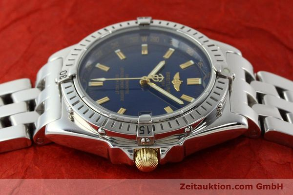 Used luxury watch Breitling Wings steel automatic Kal. ETA 2892A2 Ref. A10350  | 141565 05