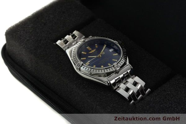 Used luxury watch Breitling Wings steel automatic Kal. ETA 2892A2 Ref. A10350  | 141565 07