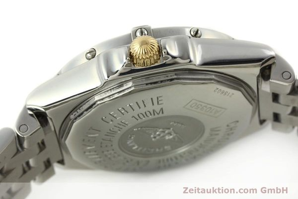 Used luxury watch Breitling Wings steel automatic Kal. ETA 2892A2 Ref. A10350  | 141565 08