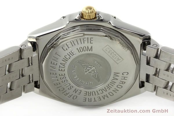Used luxury watch Breitling Wings steel automatic Kal. ETA 2892A2 Ref. A10350  | 141565 09