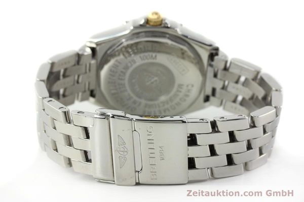 Used luxury watch Breitling Wings steel automatic Kal. ETA 2892A2 Ref. A10350  | 141565 11
