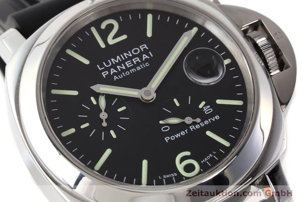 Used luxury watch Panerai Luminor  steel automatic Kal. OP IX ETA A05561 Ref. OP6692  | 141570 02