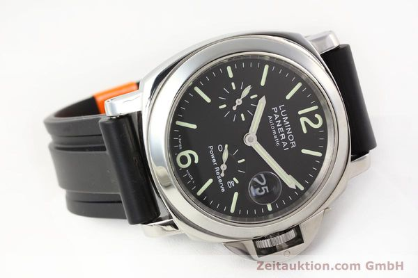 Used luxury watch Panerai Luminor  steel automatic Kal. OP IX ETA A05561 Ref. OP6692  | 141570 03