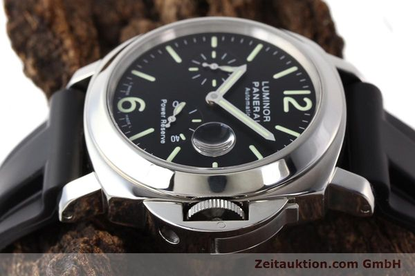 Used luxury watch Panerai Luminor  steel automatic Kal. OP IX ETA A05561 Ref. OP6692  | 141570 05