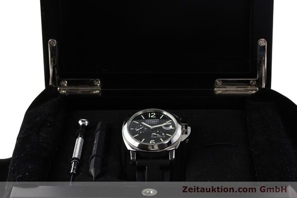 Used luxury watch Panerai Luminor  steel automatic Kal. OP IX ETA A05561 Ref. OP6692  | 141570 07
