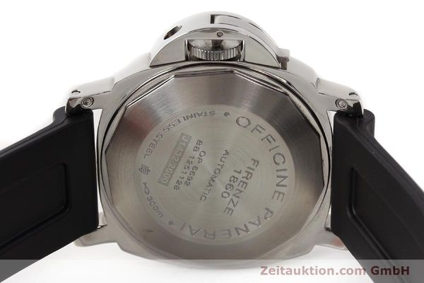 Used luxury watch Panerai Luminor  steel automatic Kal. OP IX ETA A05561 Ref. OP6692  | 141570 09