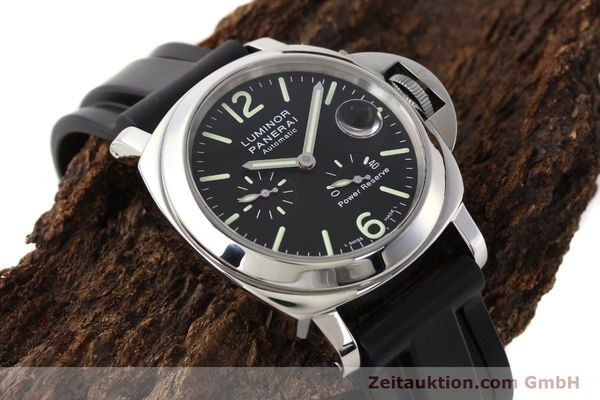 Used luxury watch Panerai Luminor  steel automatic Kal. OP IX ETA A05561 Ref. OP6692  | 141570 16