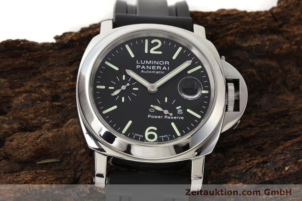Used luxury watch Panerai Luminor  steel automatic Kal. OP IX ETA A05561 Ref. OP6692  | 141570 17