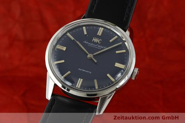 Used luxury watch IWC Portofino steel automatic Kal. C.854 Ref. R810A VINTAGE  | 141584 04