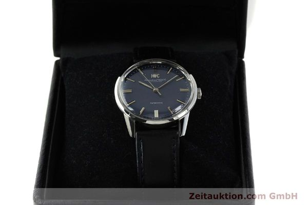 Used luxury watch IWC Portofino steel automatic Kal. C.854 Ref. R810A VINTAGE  | 141584 07