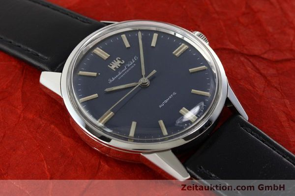 Used luxury watch IWC Portofino steel automatic Kal. C.854 Ref. R810A VINTAGE  | 141584 13