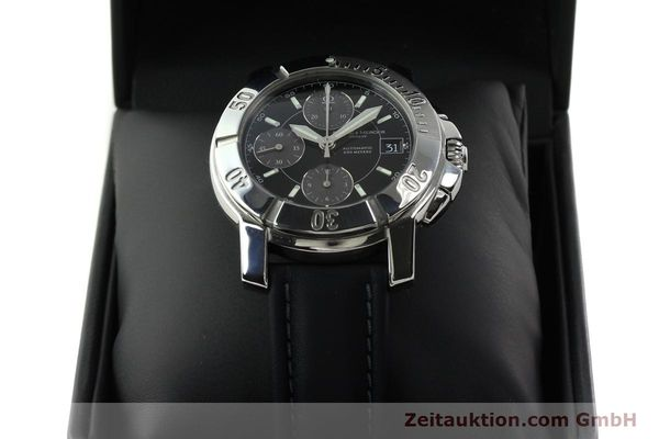 Used luxury watch Baume & Mercier Capeland chronograph steel automatic Kal. BM13750 ETA 7750 Ref. 65352  | 141594 07