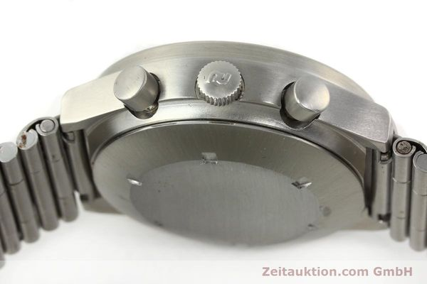 Used luxury watch Porsche Design * chronograph steel automatic Kal. VAL 7750  | 141596 08