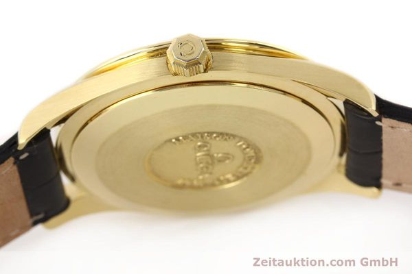 Used luxury watch Omega * 18 ct gold automatic Kal. 1110 ETA 2892-2  | 141597 11
